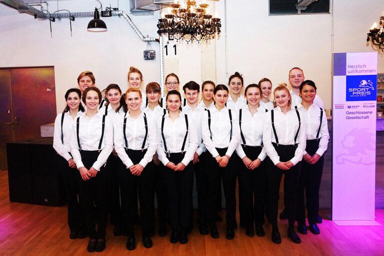 01.02. - Sportpreis der Stadt Zürich - Tanzwerk 101 ZH