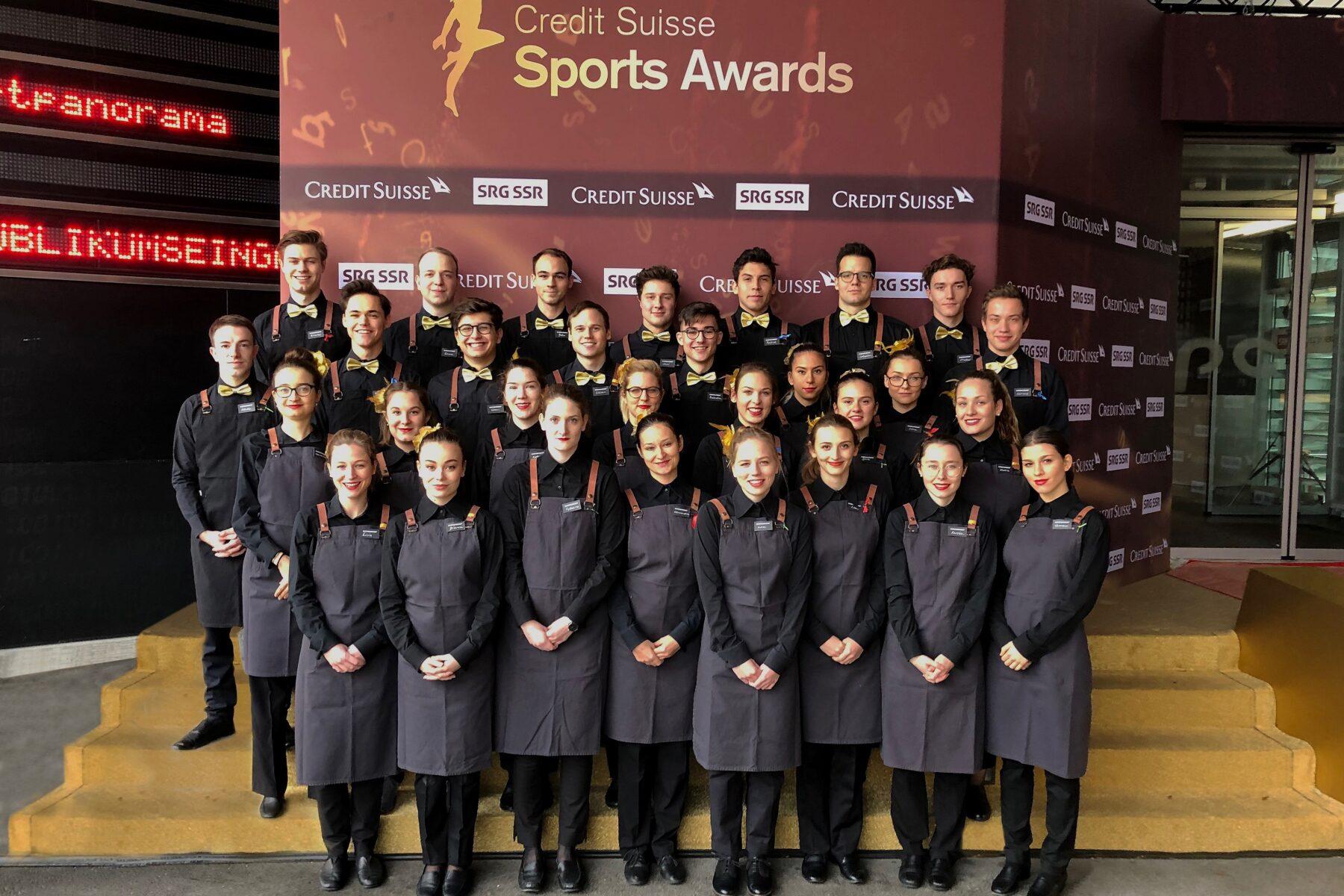 09.12. - Credit Suisse Sports Awards - Fernsehstudio ZH
