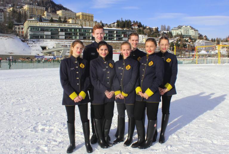 12.02. - White Turf - St. Moritz GR