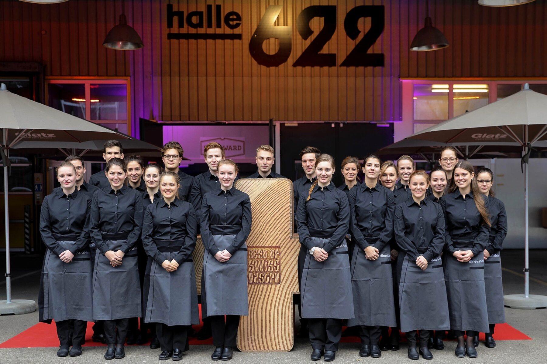 13.11. - Best Of Swiss Gastro Award - Halle 622 ZH 2