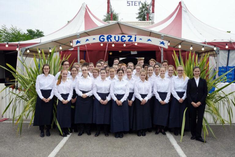 25.05. - Zirkus Stey Firmenanlass - Kloten ZH