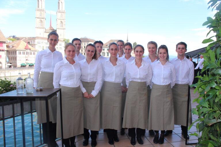 26.06. - Lancierungs-Event der neuen Zürich geht aus 2017/2018 - Hotel Storchen ZH 1
